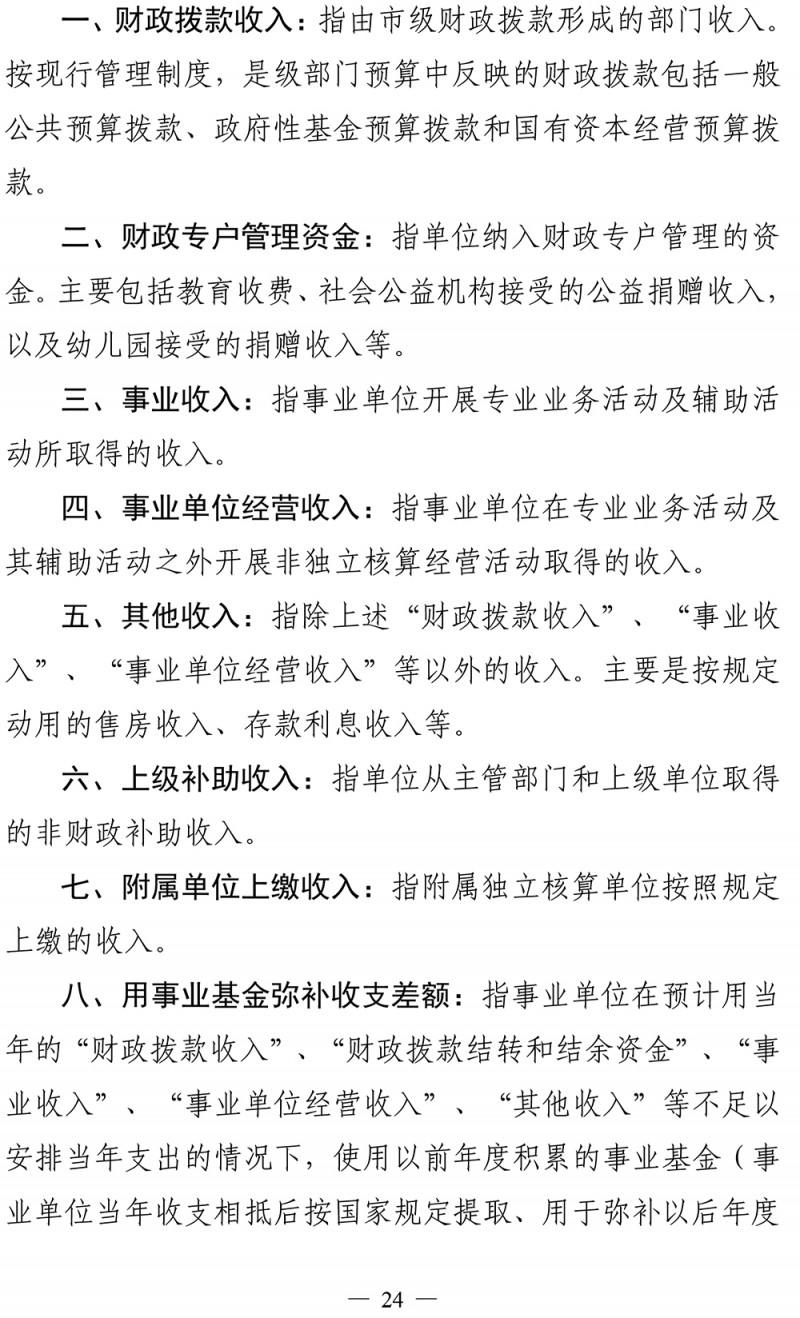 2020年济南市工商业联合会部门预算-25